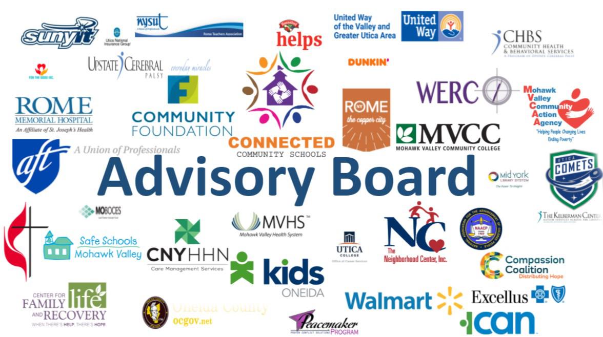 Advisory Board Connected Community Schools